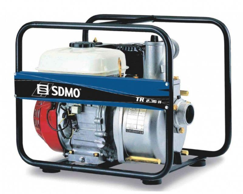 Мотопомпа SDMO TR 2.36H