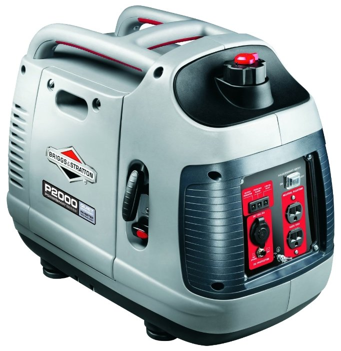 Бензиновый генератор BRIGGS STRATTON Inverter P2000