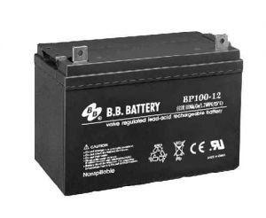 Аккумуляторная батарея B.B.Battery BP 100-12