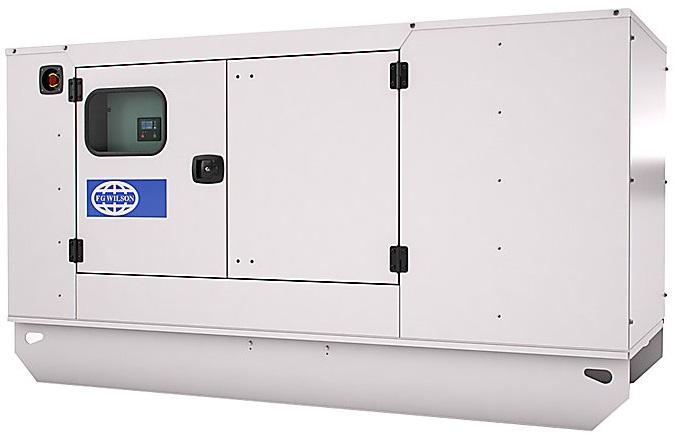 Трехфазная дизельная электростанция FG WILSON P110-3 кожух