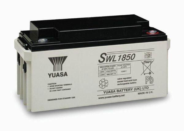 Аккумуляторная батарея YUASA SWL 1850FR
