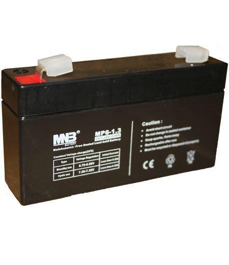 Аккумуляторная батарея MHB/MNB MP 6-1,3
