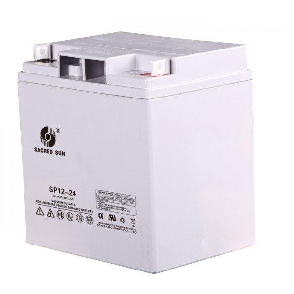 Аккумуляторная батарея Sacred Sun SP12-24