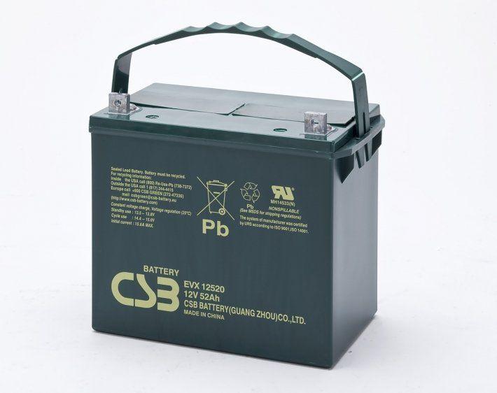 Аккумуляторная батарея CSB EVX 12520