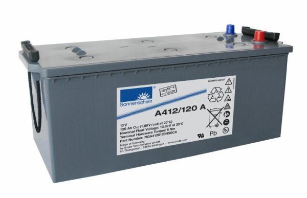 Аккумуляторная батарея SONNENSCHEIN A 412/120.0 A