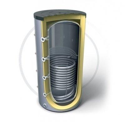 Буферная емкость для нагревательной установки с одним теплообменником TESY V 12S 800 99 F43 P5