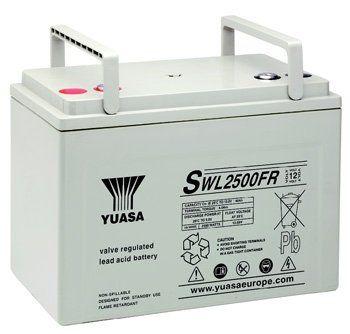 Аккумуляторная батарея YUASA SWL 2500FR