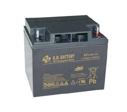 Аккумуляторная батарея B.B.Battery BPL 40-12
