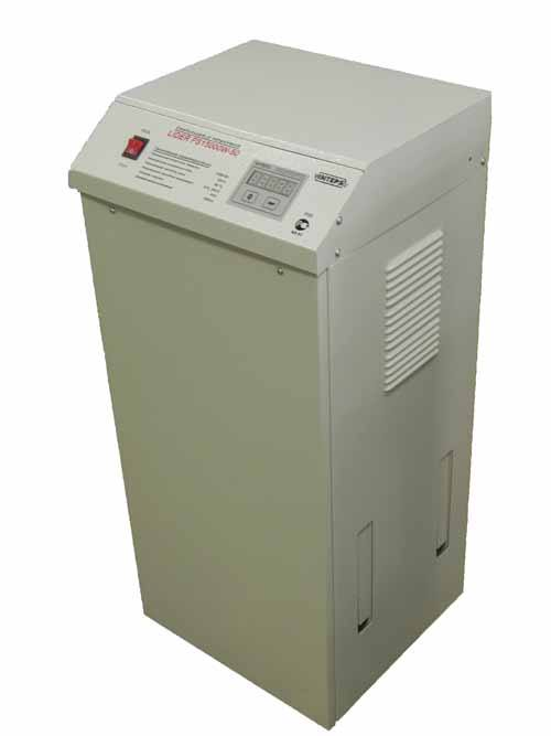 Однофазный стабилизатор напряжения LIDER PS 20000 W+50/-30