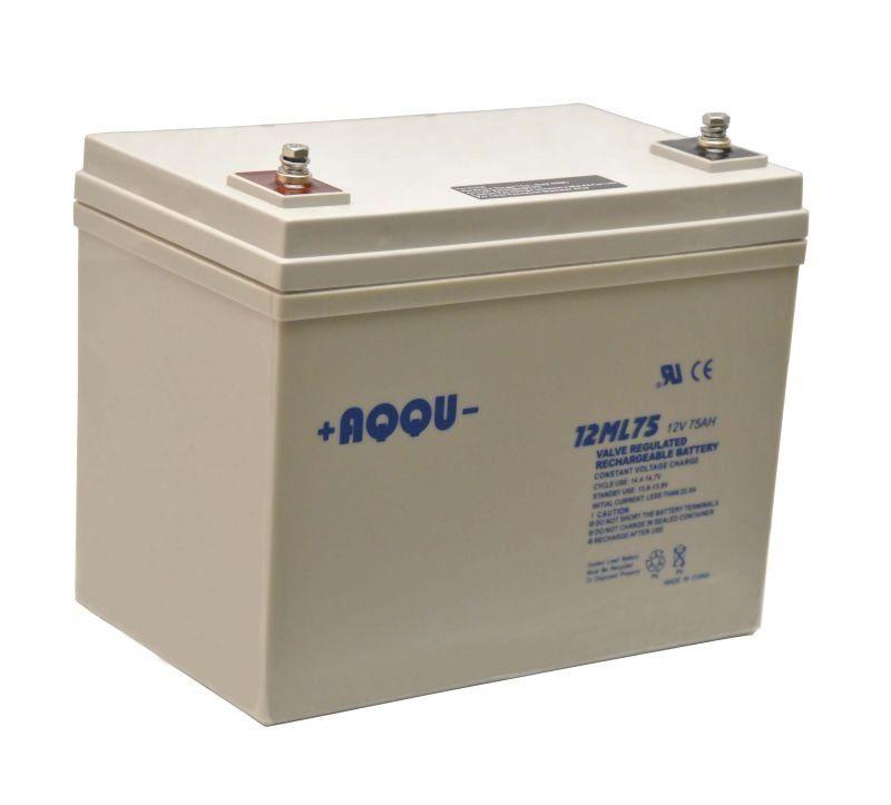 Аккумуляторная батарея AQQU 12ML75