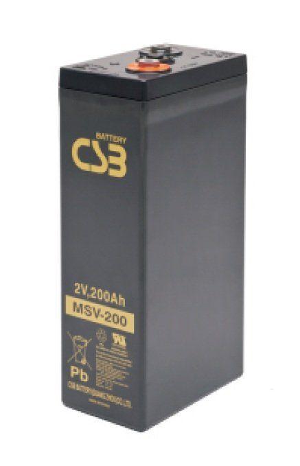 Аккумуляторная батарея CSB MSV 200