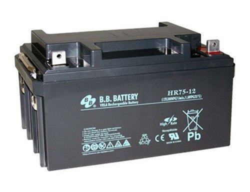 Аккумуляторная батарея B.B.Battery HR 75-12