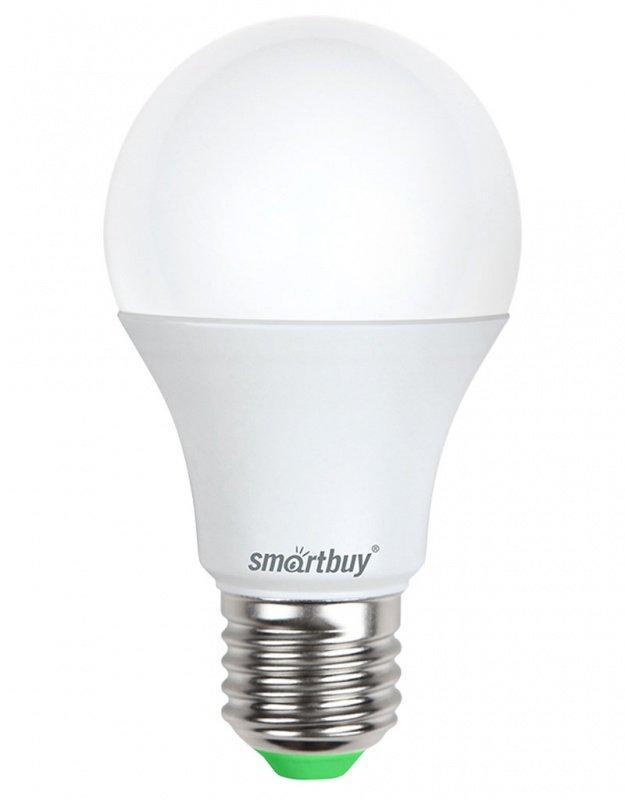 Светодиодная (LED) Лампа Smartbuy-A60-09W/4000/E27 (SBL-A60-09-40K-E27)