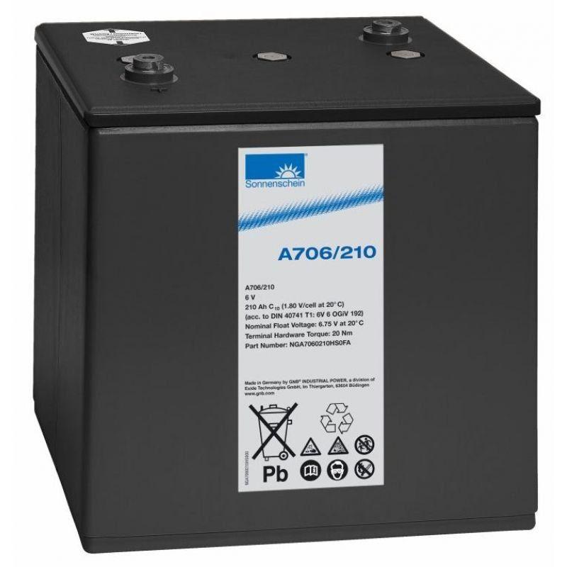 Аккумуляторная батарея SONNENSCHEIN A 706/210