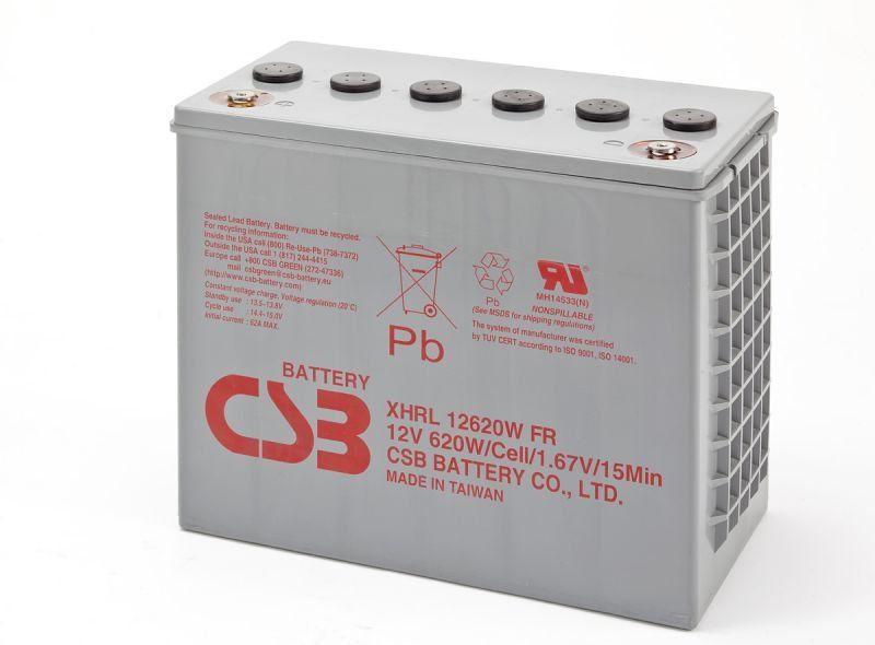 Аккумуляторная батарея CSB XHRL12620W
