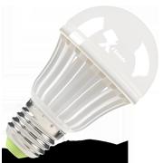 Светодиодная (LED) лампа X-Flash Bulb E27 BC P 7W(7вт), белый свет 4000K, 220V (46225)