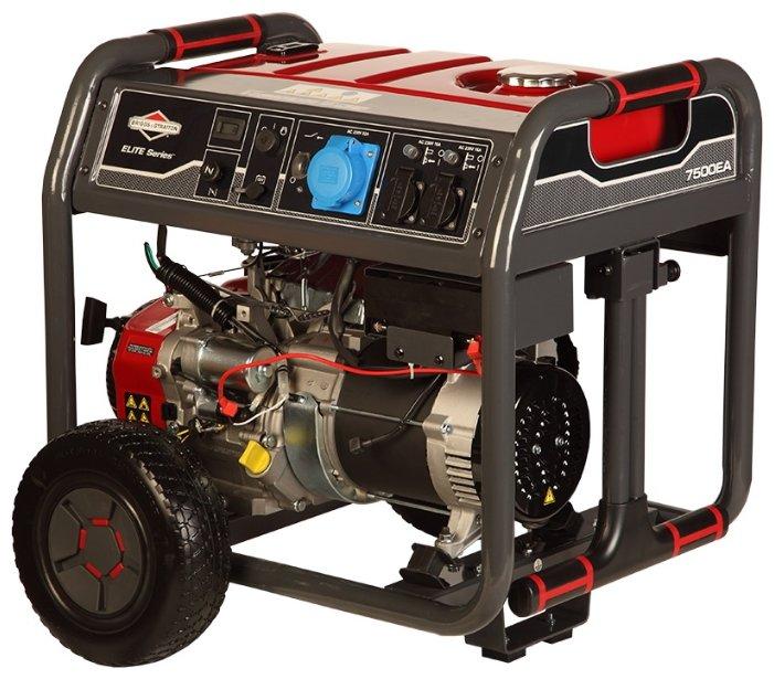 Бензиновый генератор BRIGGS STRATTON Elite 7500EA