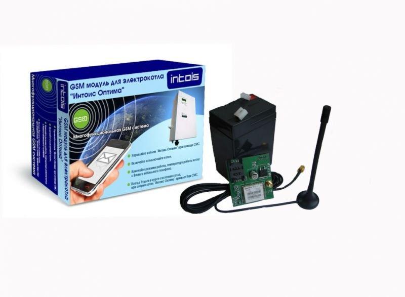 GSM модуль Интоис