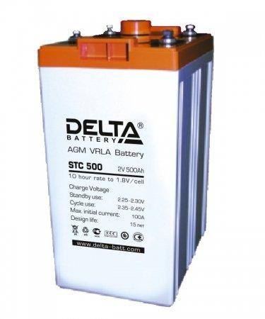 Аккумуляторная батарея DELTA STC 400
