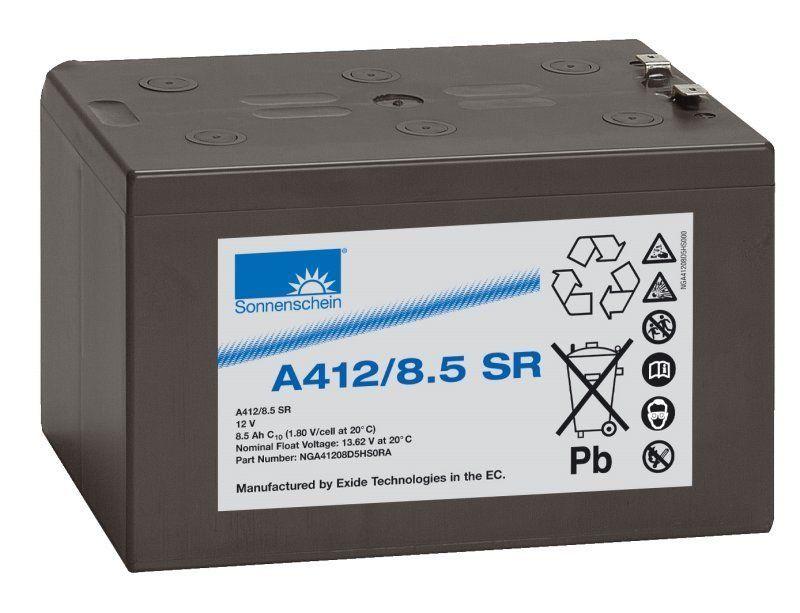 Аккумуляторная батарея SONNENSCHEIN A 412/8.5 SR