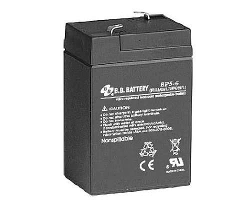 Аккумуляторная батарея B.B.Battery BP 5-6