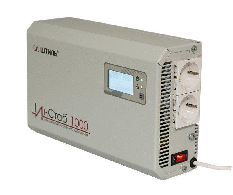 Стабилизатор переменного напряжения Штиль инверторный R 1000i , 1000 ВА