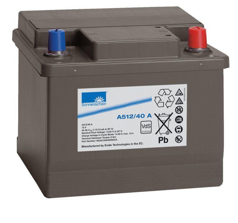 Аккумуляторная батарея SONNENSCHEIN A 512/40.0 A
