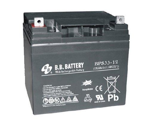Аккумуляторная батарея B.B.Battery BPS 33-12