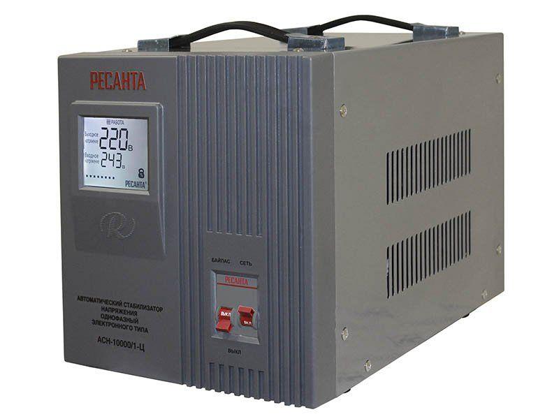 Стабилизатор напряжения Ресанта ACH-10000/1-Ц