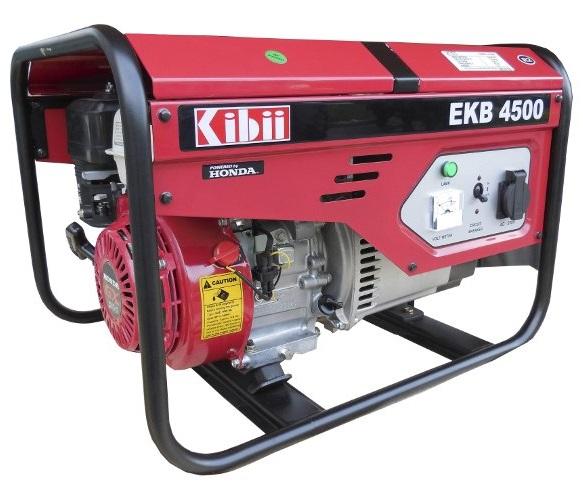 Бензиновый генератор REG Kibii EKB 4500 R2