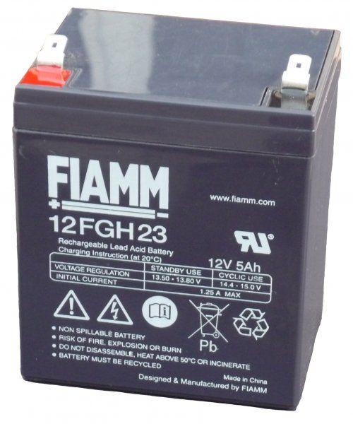 Аккумуляторная батарея FIAMM 12FGH23