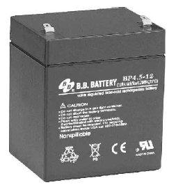 Аккумуляторная батарея B.B.Battery BP4,5-12