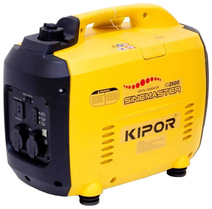 Бензогенератор инверторного типа Kipor IG2600h