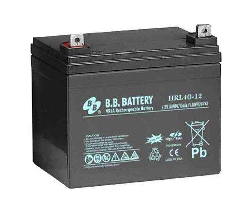 Аккумуляторная батарея B.B.Battery HRL 40-12