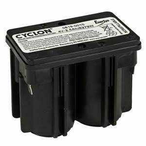 Аккумуляторная батарея EnerSys Cyclon Monobloc Battery 4V 2.5Ah