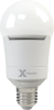 Светодиодная (LED) лампа аварийного освещения X-Flash Bulb E27 EL 10W(10вт),желтый свет 3000K,световой поток 860лм,220V (46058)