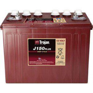 Тяговый аккумулятор Trojan J150 Plus