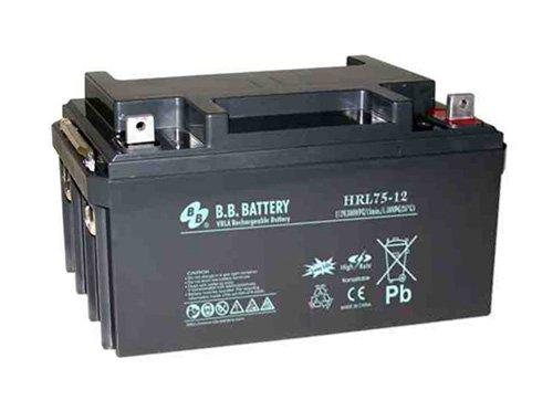 Аккумуляторная батарея B.B.Battery HRL 75-12