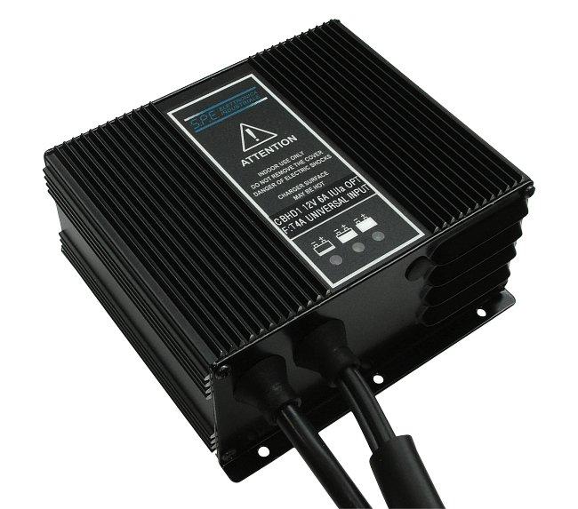Высокочастотное зарядное устройство SPE CBHD1-XR 24V 13A