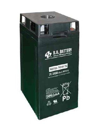 Аккумуляторная батарея B.B.Battery MSU 500-2FR
