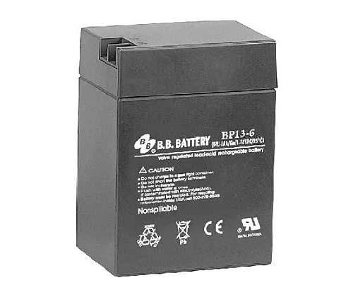 Аккумуляторная батарея B.B.Battery BP 13-6