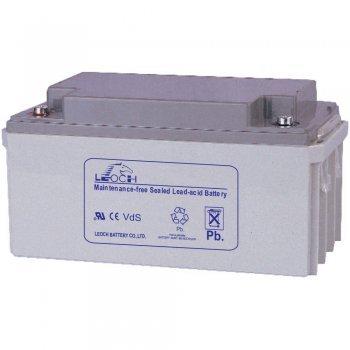 Аккумуляторная батарея Leoch Battery LPG 12-60
