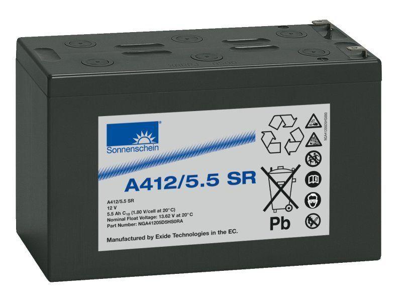 Аккумуляторная батарея SONNENSCHEIN A 412/5.5 SR