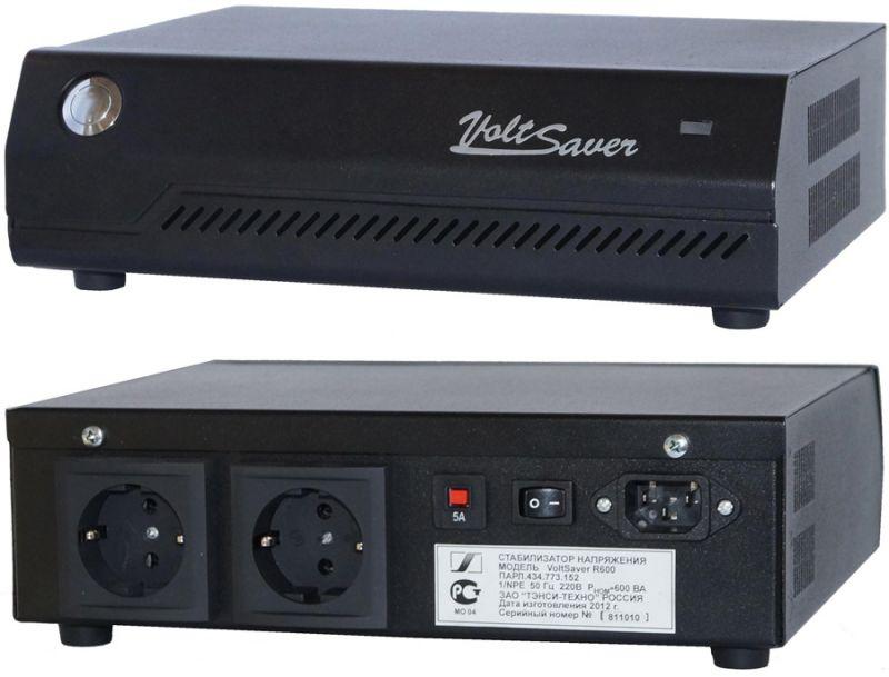 Однофазный стабилизатор напряжения ШТИЛЬ VoltSaver R 800