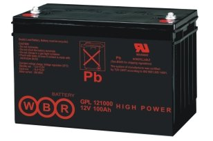 Аккумуляторная батарея WBR GPL 121300