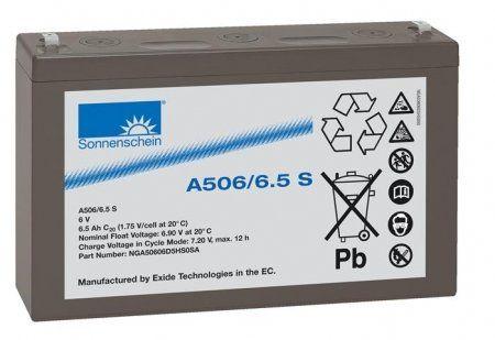 Аккумуляторная батарея SONNENSCHEIN A 506/6.5 S