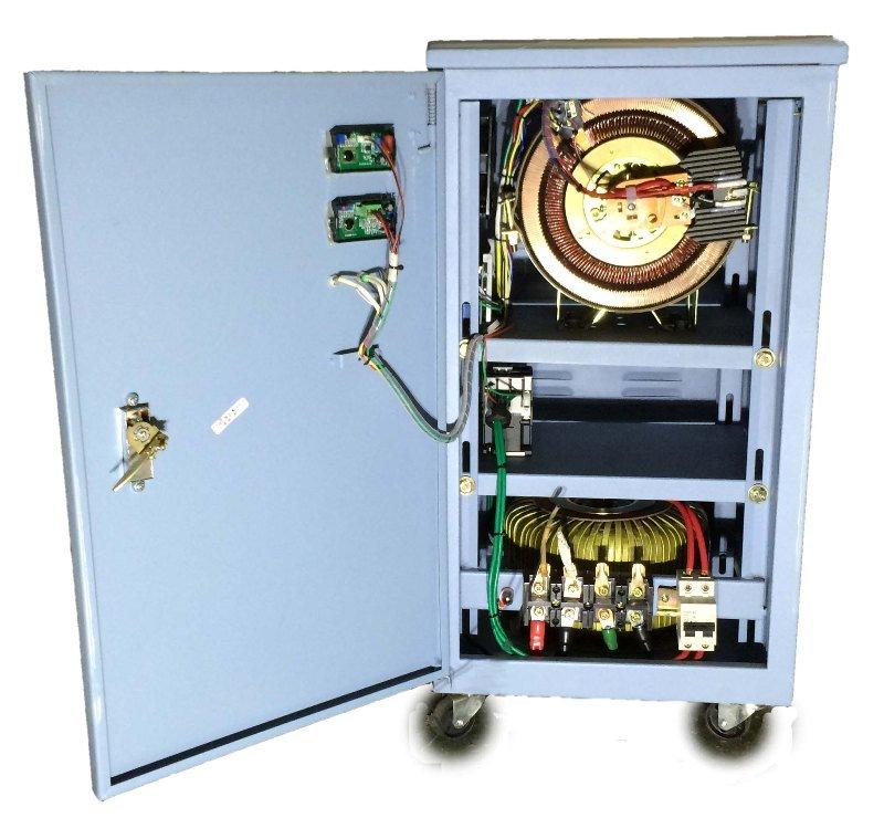 Электромеханический стабилизатор SUNTEK 15000 ВА ЭМ