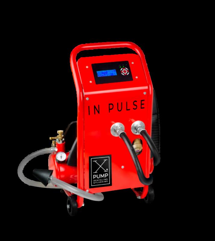 Промывочная установка  для инженерных систем X-PUMP IN PULSE
