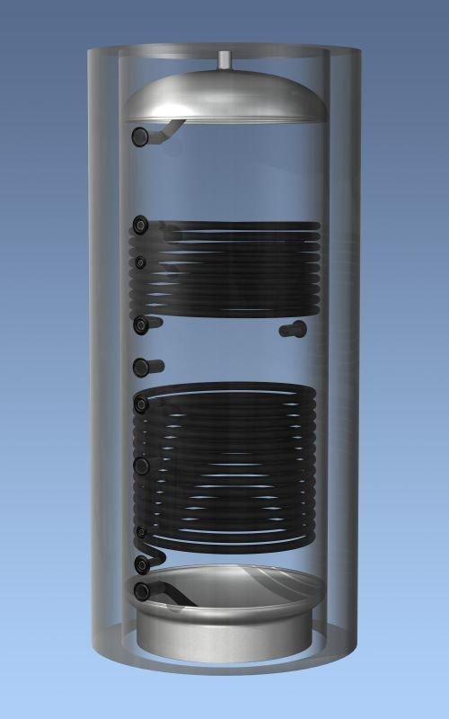 Буферные накопители Hajdu AQ PT 1500 C2 без изоляции