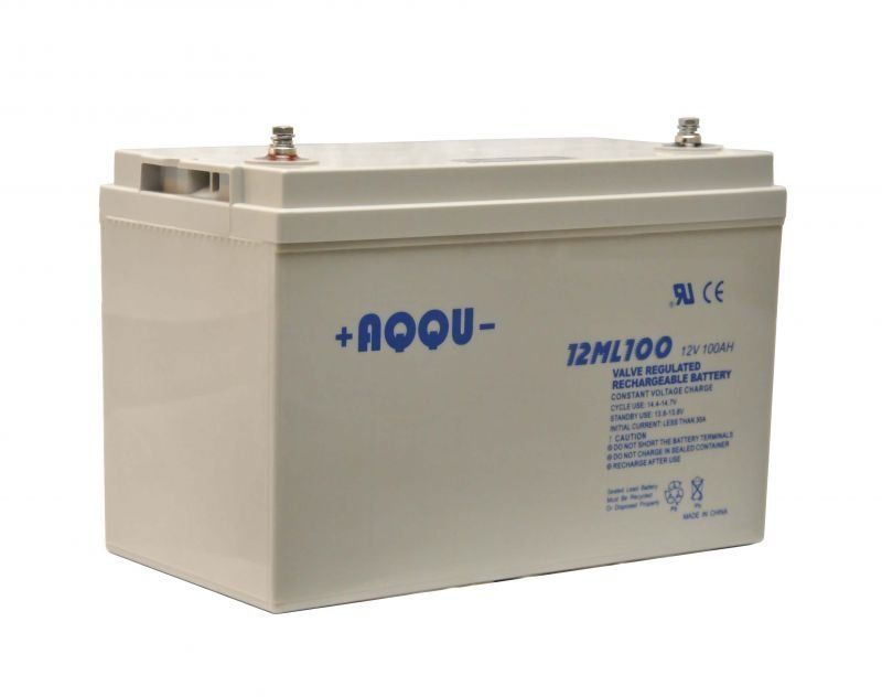 Аккумуляторная батарея AQQU 12ML100